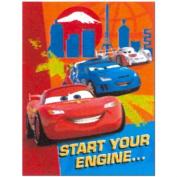 Costumes 200619 Disneys Cars 2- Invitations