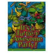 TMNT Teenage Mutant Ninja Turtles Party Invitations