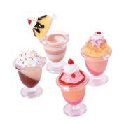 12 Pc Desert Sundae Lipgloss Party Favours Assortment