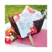Cathy'S Diy Designer Fan Programme Paper Kit