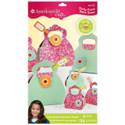 American Girl Crafts Purse Favour Boxes