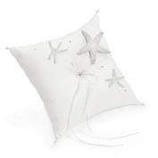 Cathys Concepts 7609W White Beach Ring Pillow