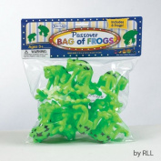 Rite Lite TYPP-FROG-5 Passover Bag of Frogs- Pack of 12