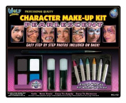 Pearlescent Multi Face Character Face Painting Kit