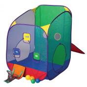 US Toy Company GA115 Magic Ball Zone Game