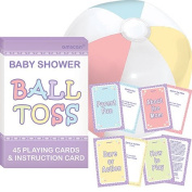 Baby Shower Question Ball Game
