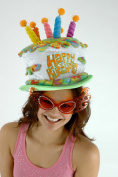 Costumes For All Occasions EL290910 Birthday Cake Hat