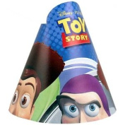 Toy Story 3 Party Hats [8 per pack]