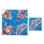 WWE Lunch Napkins (16) Party Supplies