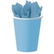 Baby Blue 270ml Cup 24 Count