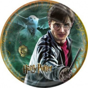 Harry Potter Deathly Hallows Dessert Plates [Health and Beauty] [Toy]