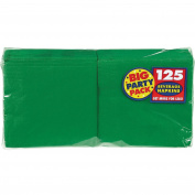 Festive Green Big Party Pack - Beverage Napkins (125 count) [Toy]