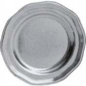 Pack of 4 English Hand Crafted Statesmetal Kitchen Dining Snack Plates 15cm