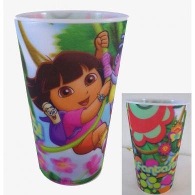Dora the Explorer Holographic Cup - Dora Plastic Cup