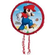 Super Mario Bros. 46cm Pull-String Pinata
