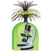 Party Scene Investigation Microscope Centrepiece Party Supplies