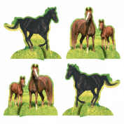 Creative Converting Wild Horses Centerpiece
