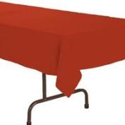 Brick Plastic Tablecloth 140cm x 270cm