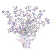 Beistle - 70805-OP - Heart Gleam N Burst Centrepiece- Pack of 12