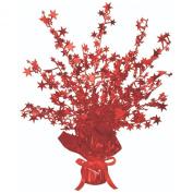 Beistle Company 201939 Foil Star Gleam N Burst Centerpiece