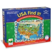 Find It! USA Floor Puzzle