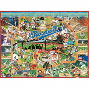 White Mountain Puzzles Mounatin Baseball History