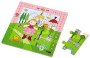 Haba Princess Discovery Puzzle