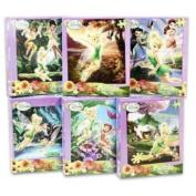 Disney Fairies Tinkerbell 100-Piece Jigsaw Puzzle