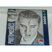 BUFFALO GAMES - ELVIS - ROBERT SILVERS - PHOTOMOSAICS