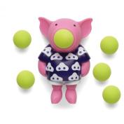 Hog Wild Pig Popper Foam Ball Launcher
