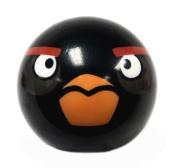 Commonwealth Toys Angry Birds 7.6cm Foam Ball Bird