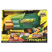 Buzz Bee Toys Air Warriors Rogue with Foam Darts