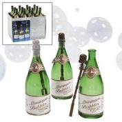 Plastic Champagne Bottle Bubbles