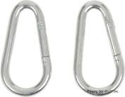 5/16 Spring clips per pair