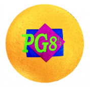 Playground Ball 8-1/2 Yellow