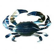 Next Innovations WA3DMEBLUECRAB CB Crab Refraxions 3D Wall Art, Eastern Blue