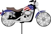 Motorcycle Garden Spinner