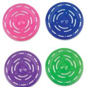 Whistling Flying Disc Toys- 4 Pack