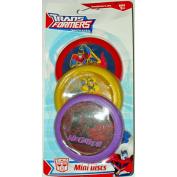 Transformers Animated 3 MINI Discs