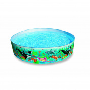 Colour Reef Snapset Pool 1.8m By 38cm