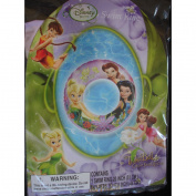 """Disney's TinkerBell and The Great Fairy Rescue """"20"""" Inflatable Swim Ring"""""""