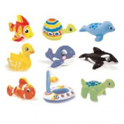 Intex Puff N Play Water/Bath Time Toy - 1 Random design supplied