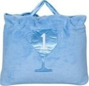 OC Daisy NB-BL4 Blue Soccer Napbag for Children Ages 3