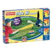 Fisher-Price Triple Hit Baseball