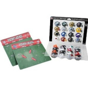Riddell Pro Football Helmet Playoff Tracker