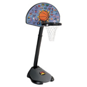 60cm Youth Portable One on One Basketball System