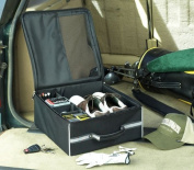 Picnic At Ascot 8011-BLK Golf Trunk Organizer - Black