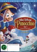 Pinocchio [Region 4]