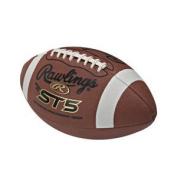 Rawlings ST5B Football Full Grain Leather