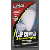Athletic supporter cup combo (s/m youth) by lhg sports inc